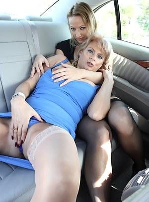 Lesbian Car Porn Pictures
