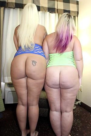 Fat Ass Lesbian Porn Pictures